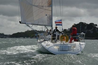 Rental Sailboat Jeanneau Jod 35 Pornichet