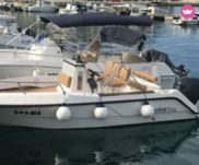 Motorboat Elan 20 Cc for hire
