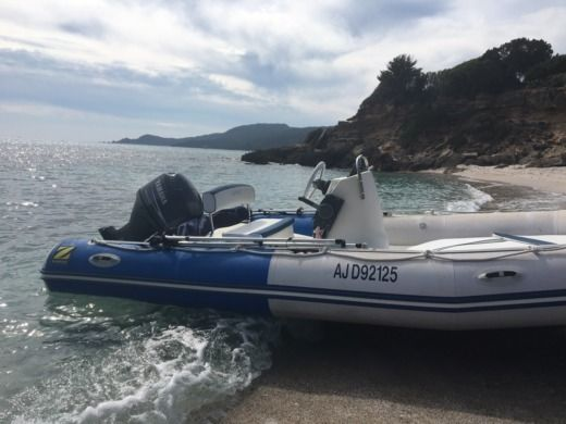 Zodiac Medline Sundream in Ajaccio zu vermieten
