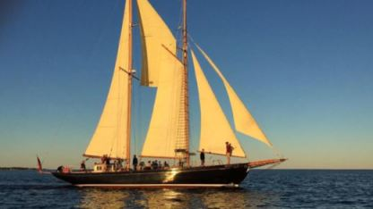 Rental Sailboat Schooner 80 Salem