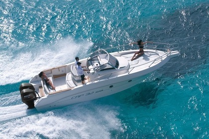 Rental Motorboat CAPELLI Cap 32 WA Ibiza