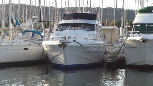 Motorboat Gallart 13,50 peer-to-peer