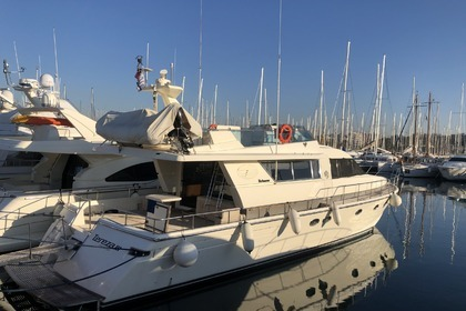 Charter Motorboat Posillipo Technema 64 Lasithi