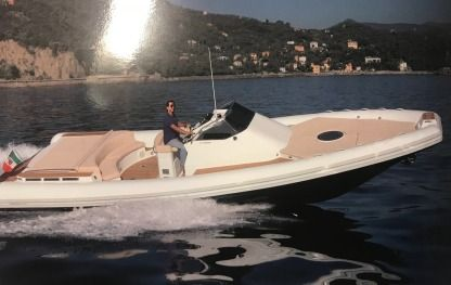 Rental RIB Magazzu M11 Coupè Messina