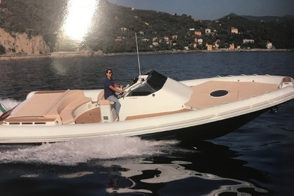 Hire RIB Magazzu M11 Coupè Messina