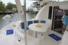 Rental catamaran in Key Largo