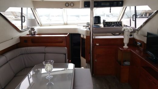 Motorboat Marine Project Princess 45 peer-to-peer