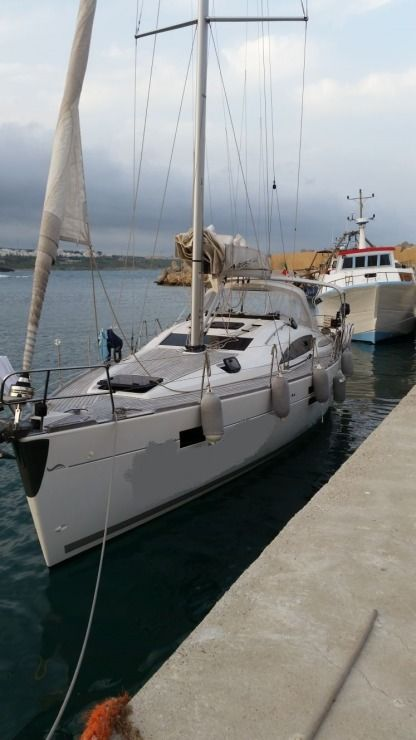 Charter Sailboat Elan Impression 444 Vieste