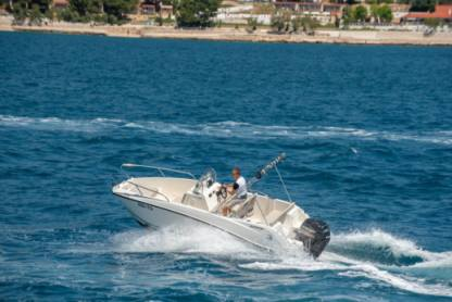 Rental Motorboat Quicksilver 555 Activ Zadar