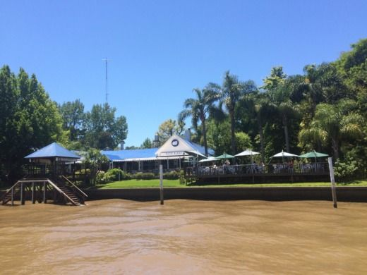 Miete motorboot in Tigre