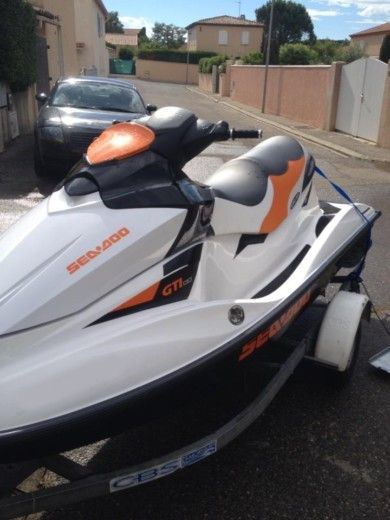 Sea Doo Gti 130 in Marseille for hire