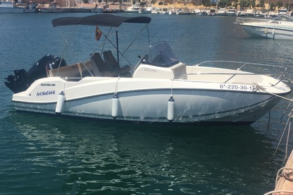 Hire Motorboat QUICKSILVER 605 Activ Open El Campello