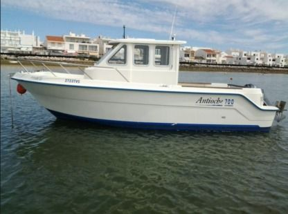 Rental Motorboat Guy Marine Antioche 700 Oleron Island