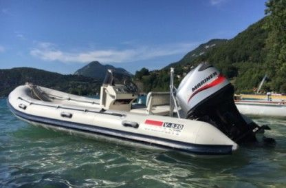 Rental Motorboat Valiant 520 Valras-Plage