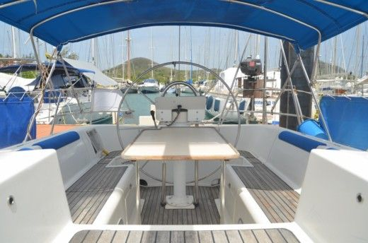 Jeanneau Sun Odyssey 47 in Le Marin for hire