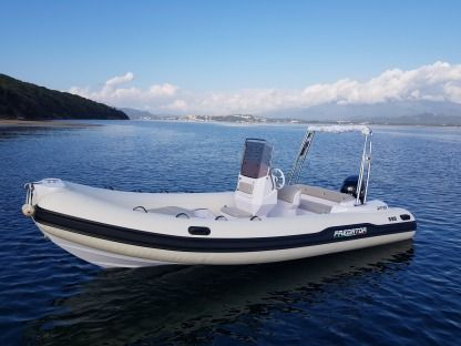 Location Semi-rigide Italboats Predator 599 Porto-Vecchio