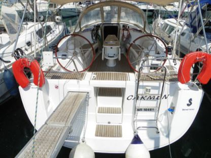 Charter Sailboat Beneteau Oceanis 43 Family Lavrion