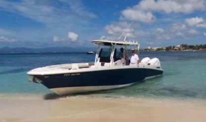 Charter Motorboat Wellcraft 302 Fishing Guadeloupe