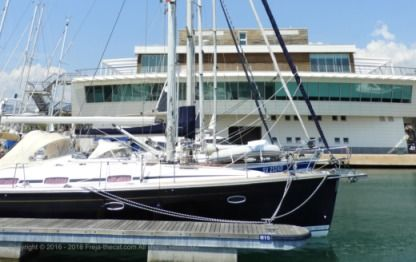 Charter Sailboat Bavaria 42 Cruiser Loano