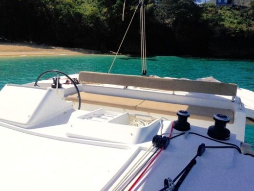Location Catamaran Lagoon 450 Sainte-Luce