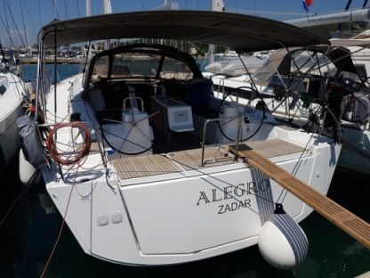 Miete Segelboot Dufour 460 Grand Large Sukošan