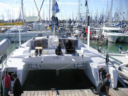Catamaran Catelantec Absolu 50 peer-to-peer