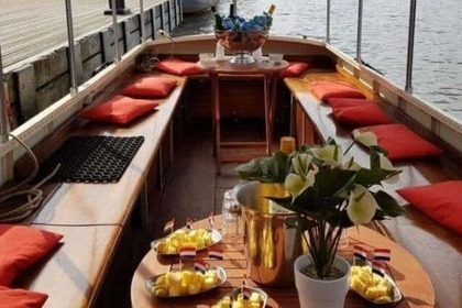 Rental Motorboat Custom Made Brittania Amsterdam