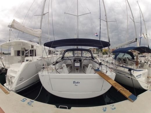Sailboat Hanse Hanse 445 for hire