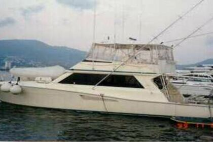 Rental Motorboat Viking 55 Acapulco