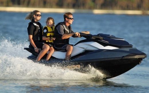 Jet ski BRP Seadoo GTI 180cv édition Limited for hire