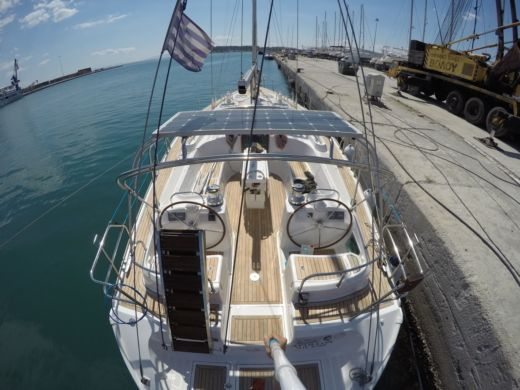Sailboat Ocean Star 51.2