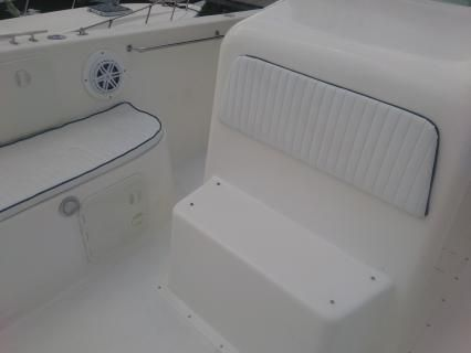 Motorboat Forboat Forboat 37 for hire