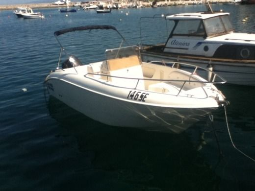 2005 Arkos Open 630 in Senj for hire