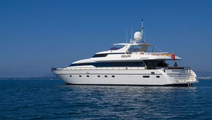 Rental Motor yacht Mangusta Indulgence Of Poole Cannes