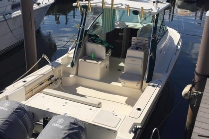 Hire Motorboat PURSUIT 3070 EXPRESS Dania Beach