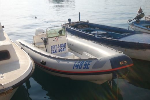 RIB 2007 Lomac 500 for hire