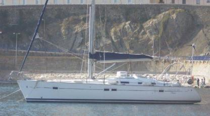 Charter Sailboat Beneteau Oceanis 423 Clipper Performance Greece
