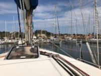 Beneteau Cyclades 39 in Hyères for rental