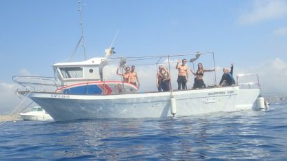 Charter Motorboat No Sabe 925 Alicante