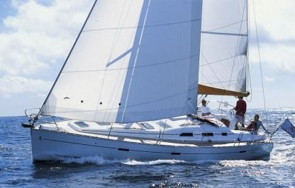 Rental Sailboat Beneteau Oceanis 393 Clipper Nikiana