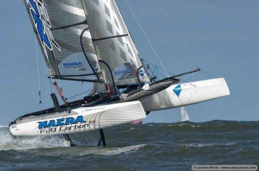 Nacra F20 FCS in Marseille for hire