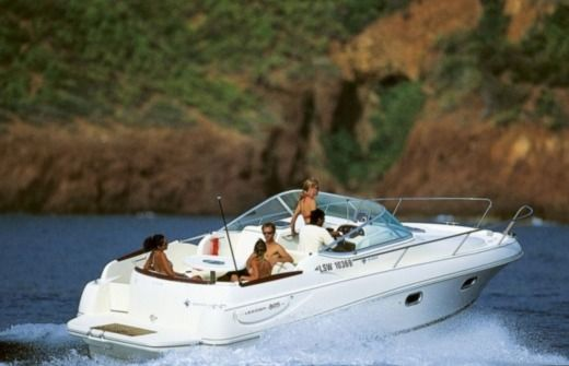 Motorboat Jeanneau Leader 805