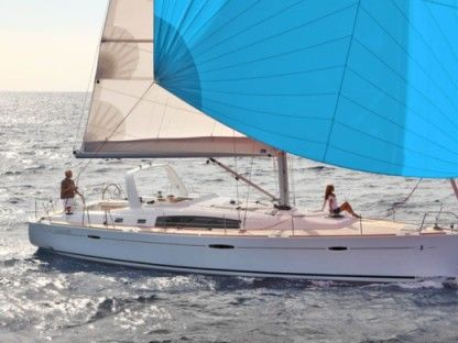 Rental Sailboat Harmony - Poncin Yachts 52 Leeward Islands