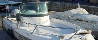 Charter Motorboat Fisher 20 Pula
