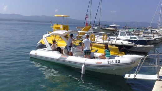 Gommone 2003 Bat 745 Artik tra privati