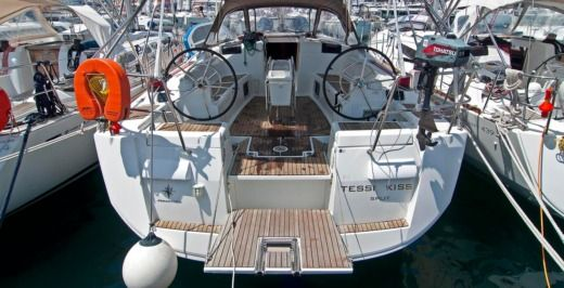Jeanneau Sun Odyssey 439 Tessi Kiss in Split for hire