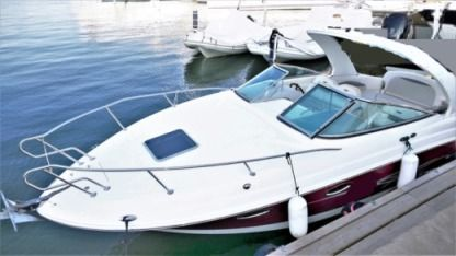 Rental Motorboat Chaparral 275 Empuriabrava