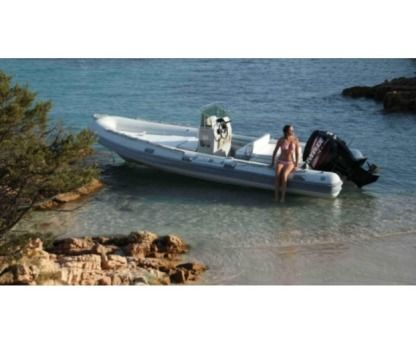 Rental RIB Joker Boat Coaster 650 Carloforte