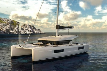 Rental Catamaran LAGOON 40 Split