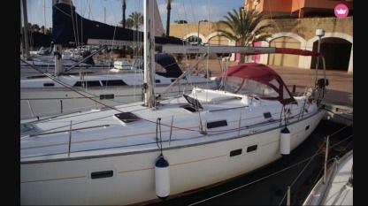 Rental Sailboat Beneteau Oceanis 411 San Roque